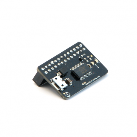 USB Console Adapter for Raspberry Pi with Pass-through-header