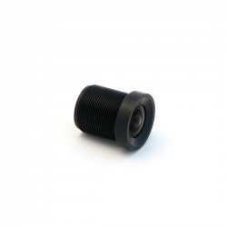 Infrared Permitting Lens for board mounted lenses