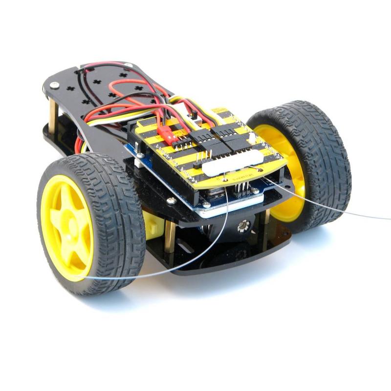 BombiniBot Kit - Teach Robotics and Scratch programming!