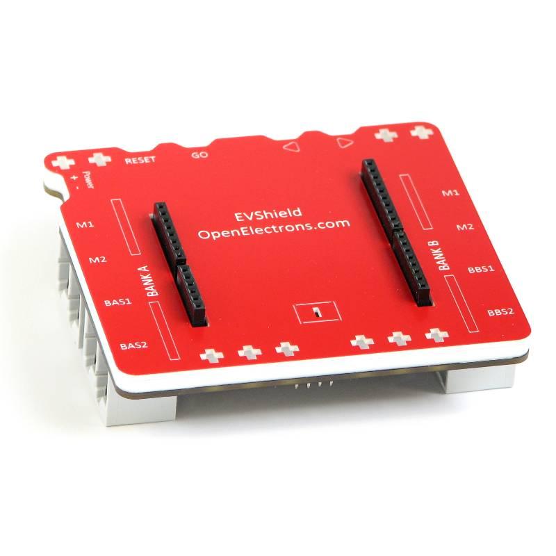 EVShield with Arduino Uno compatible board bundle