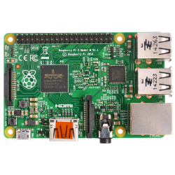 Raspberry Pi™ 2 Model B 1GB RAM Single Board Computer