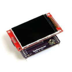 UI module for EVShield or Arduino
