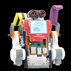 PiStorms Starter Kit - Raspberry Pi Brain for LEGO Robot!