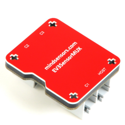EV3 Sensor Multiplexer for EV3 or NXT