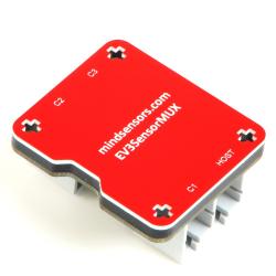 EV3 Sensor Multiplexer for EV3 or NXT