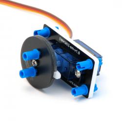 RC Mini-Servo (9 grams) with mounting Kit for NXT/Ev3