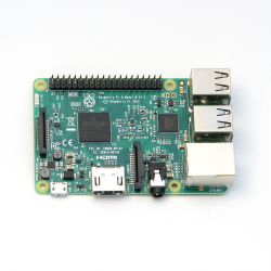 Raspberry Pi™ 3 Model B 1GB RAM Single Board Computer