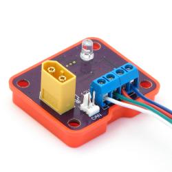 CANLight - RGB LED Strip Controller