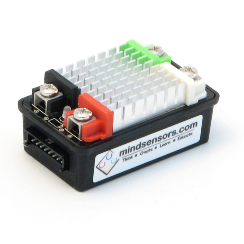 The SD540C motor control from mindsensors.com