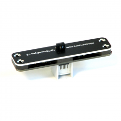 Dual Range, Triple Zone Infrared Obstacle Detector for NXT or EV3