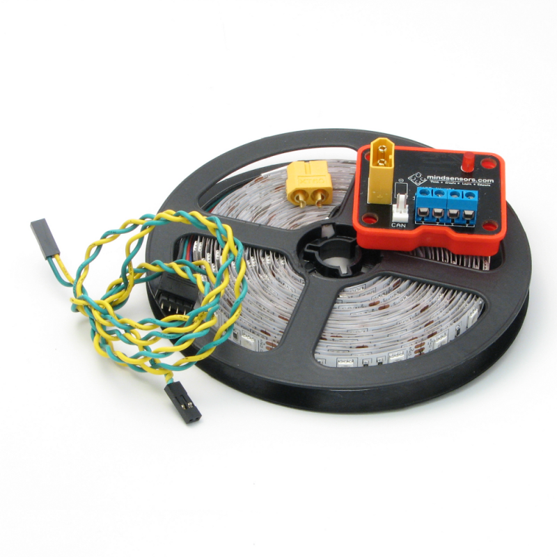 CANLight - LED STRIP Controller Kit for FRC Robots on can go, can filter, can fan, can design, can frame, can wire, can dimensions,