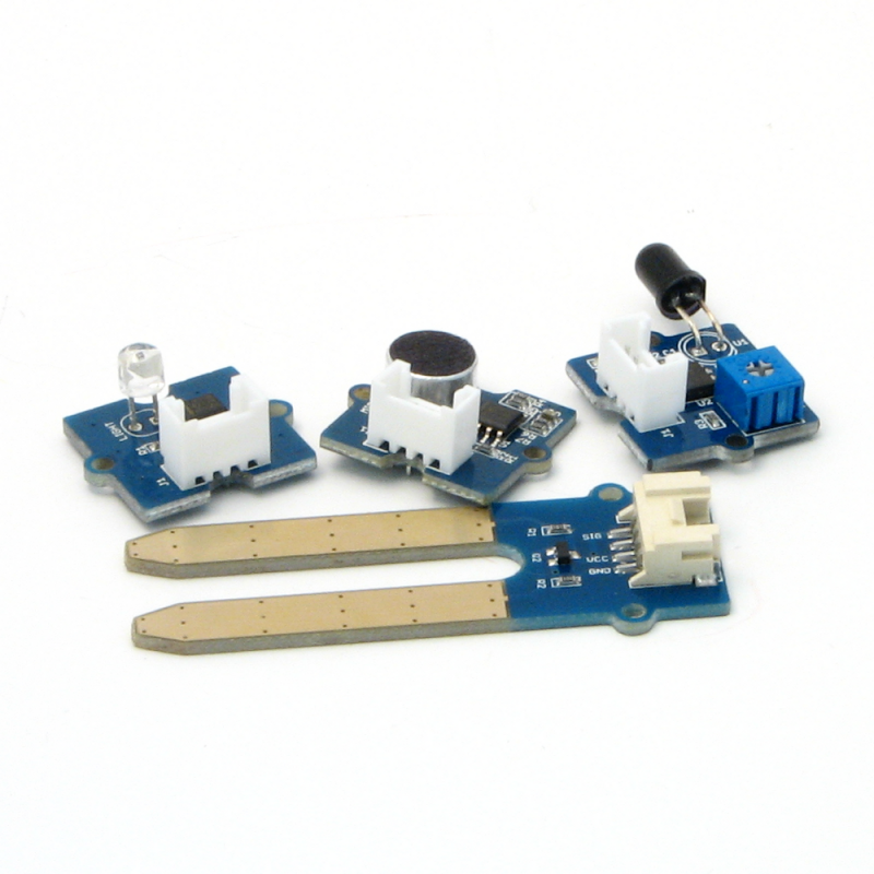 Grove Sensor Kit product page