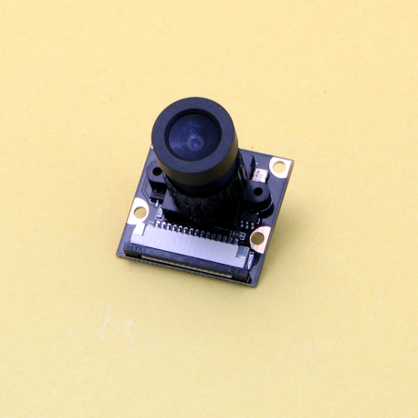 Camera Module with changeable lens for Raspberry Pi