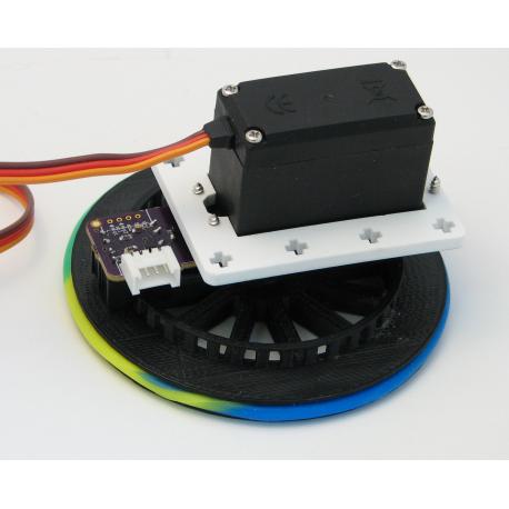 PiStorms-GRX Robotics Kit