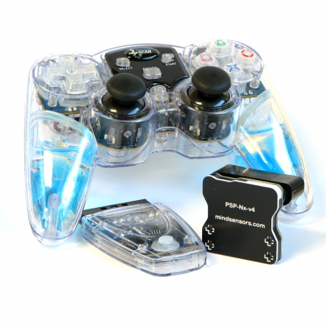 PSP-Nx Combo with Wireless Controller