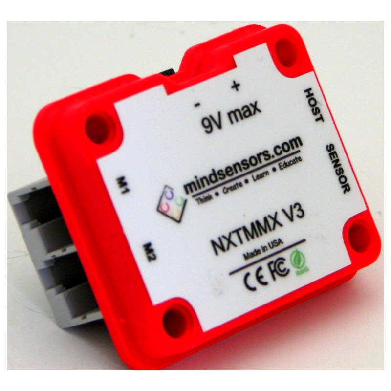 Multiplexer for NXT/EV3 Motors