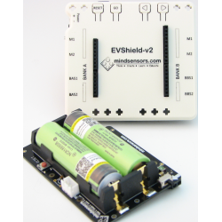 Rechargeable Battery Pack (v3) for EVShield.