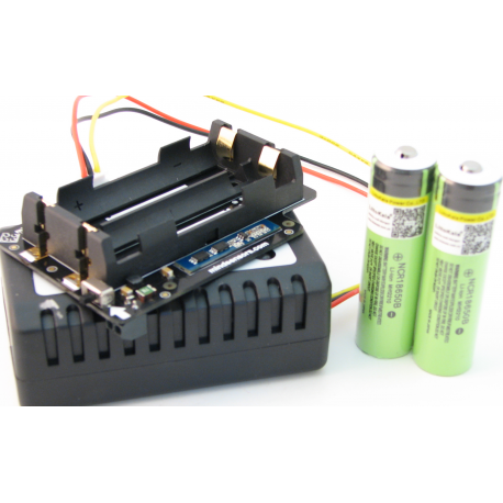 Rechargeable Battery Pack (v3) EVShield.