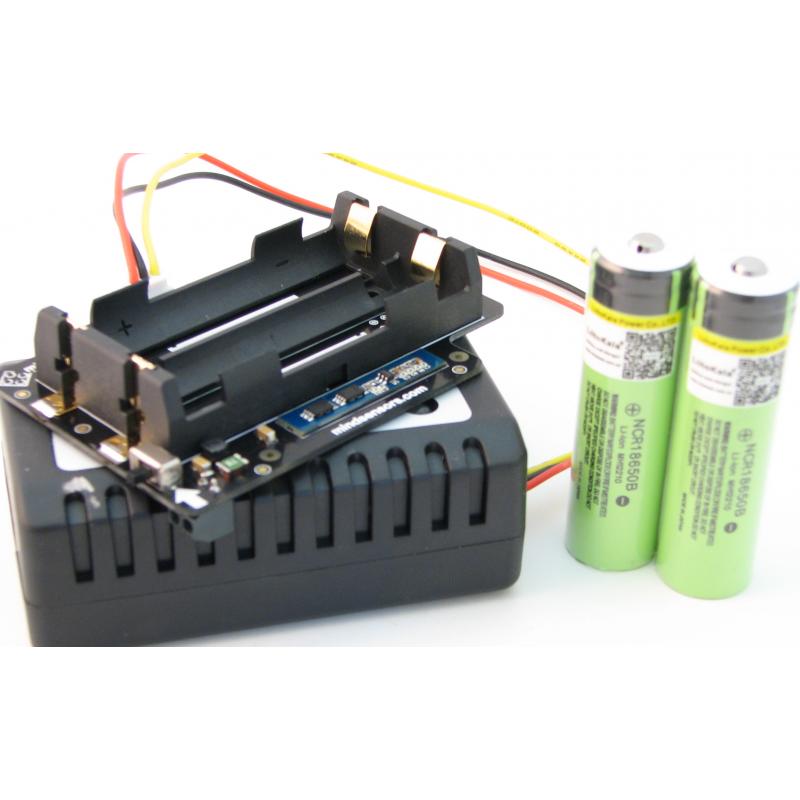 Rechargeable battery pack v for evshield mindsensors