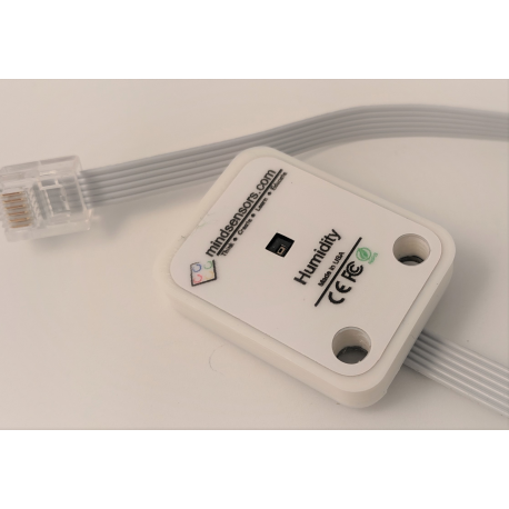 Humidity Sensor For EV3