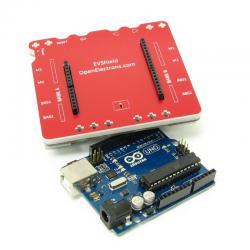 EVShield with Arduino Uno board bundle