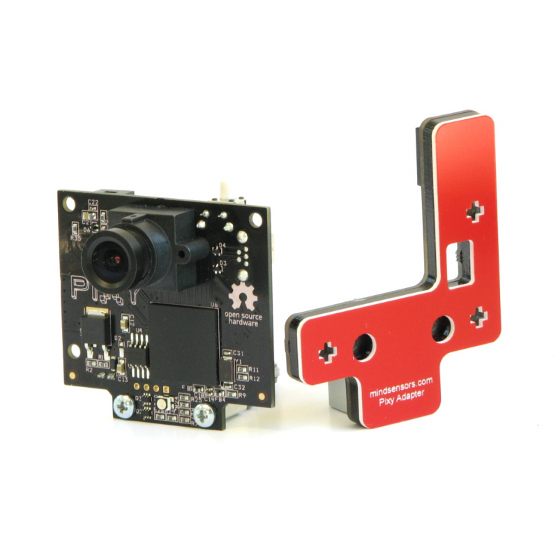 Pixy Adapter (with Pixy Camera) for Mindstorms EV3