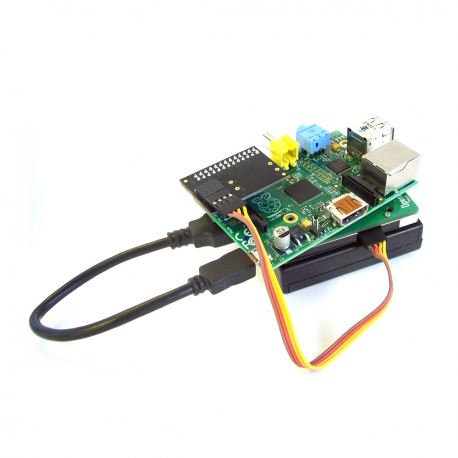 Uninterruptible power supply for Raspberry Pi
