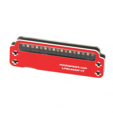 Line Follower Sensor for NXT or EV3 (LineLeader-v2)