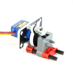 Servo Operated Pneumatic Valve Kit (includes valve)
