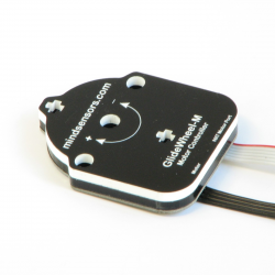 GlideWheel PF and RCX Motor controller for NXT or EV3