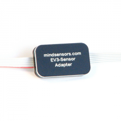 EV3 Sensor Adapter for NXT or Arduino