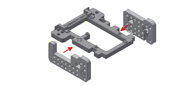 CAD assembly