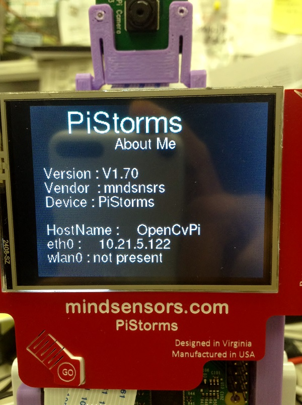Updated Pistorms
