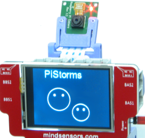 Track Your Face With PiStormsand a Pi Camera