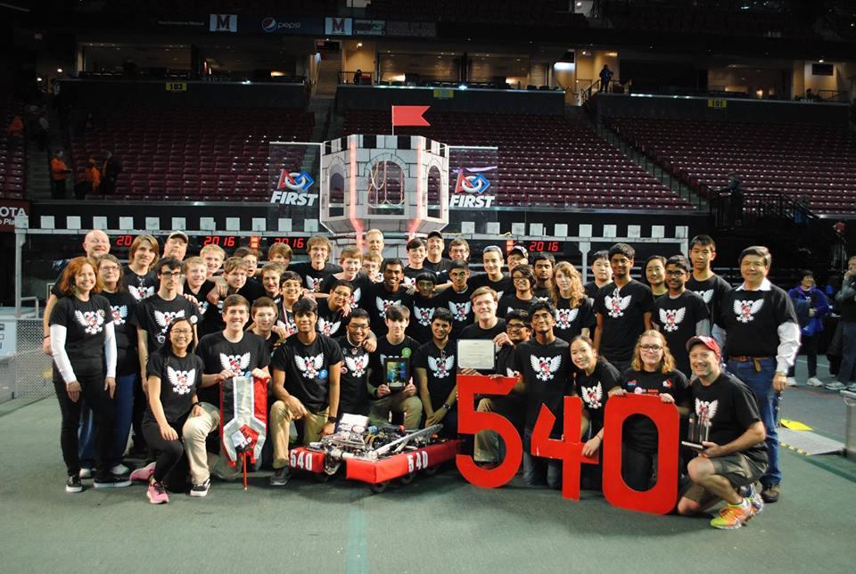 Team 540