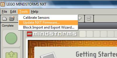 Enhanced Firmware for NXT - mindsensors com