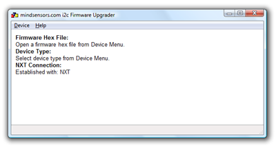 Firmware Upgrader