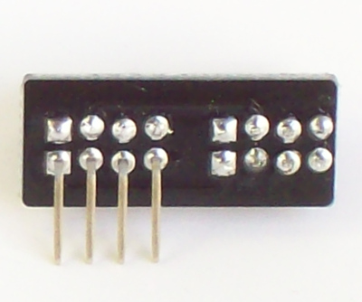 I2C Splitter bottom