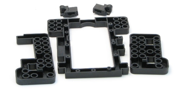 PiStorms Frame Assembly