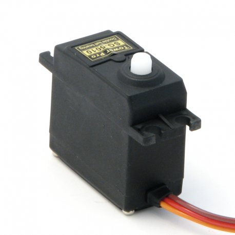 Set Neutral Position On Continuous Rotation Servo Using