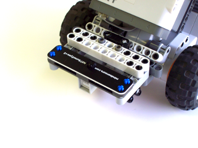 Make Your Own Obstacle Avoidance Robot with SumoEyes