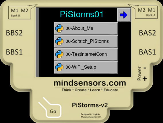 Change I2C Device Address with PiStorms