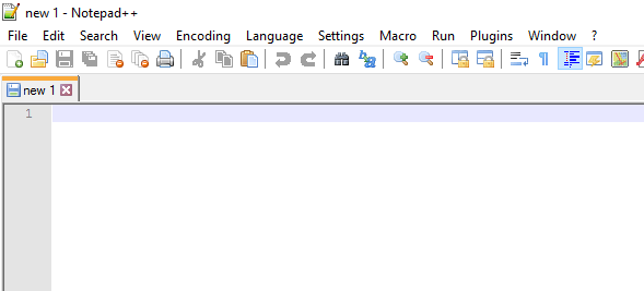 How To use PiStorms with Notepad ++
