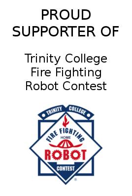 Trinity College Fire Fighting Robot Contest
