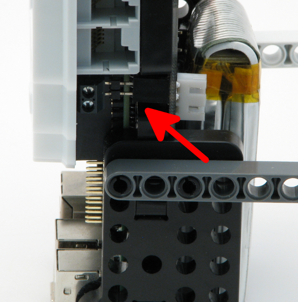 Engage the PiStorms pins correctly