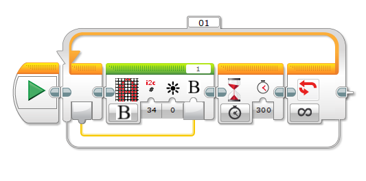 EV3 block programing